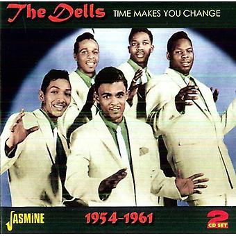 Importer des Dells - Time vous rend le changement USA 1954-61 [CD]