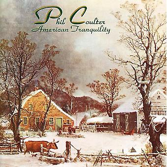 Phil Coulter - amerikansk ro [CD] USA import