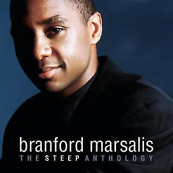 Branford Marsalis - steile Anthology [CD] USA import