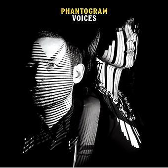 Phantogram - Voices [CD] USA import