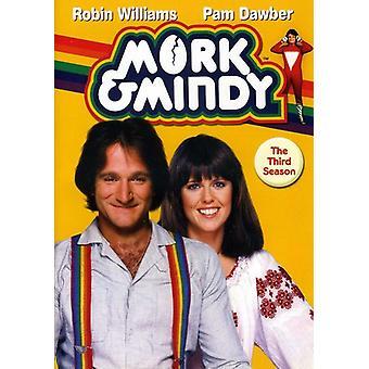 Mork & Mindy: Stagione 3 importazione USA [DVD]