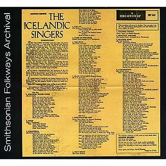 Icelandic Singers - Icelandic Singers [CD] USA import