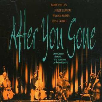 Phillips-Leandre-Parker-Saito - After You [CD] USA import