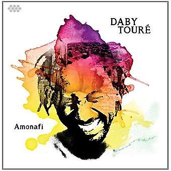 Daby Toure - Amonafi [CD] USA import