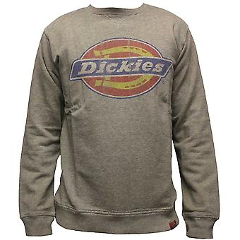 Dickies Vintage 4C Sweatshirt Grey Melange