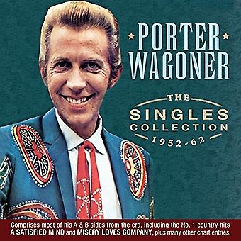 Porter Wagoner - Singles Collection 1952-62 [CD] USA import