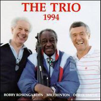 Hinton/Rosengarden/Smit - Trio-1994 [CD] USA import