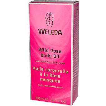 Weleda, Wild Rose Body Oil, 100ml