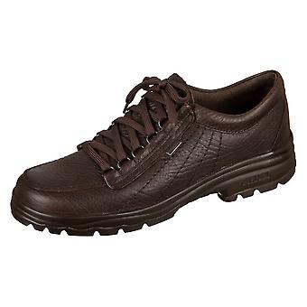 Meindl Mnchen Braun Vollrindleder Genarbt 217010 zapatos universales para hombre todo el año