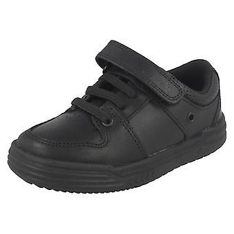 Boys Clarks School Shoes Chad Slide