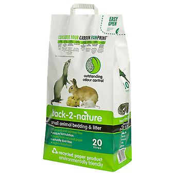 Fibrecycle UK Back 2 Nature Small Animal Bedding And Litter