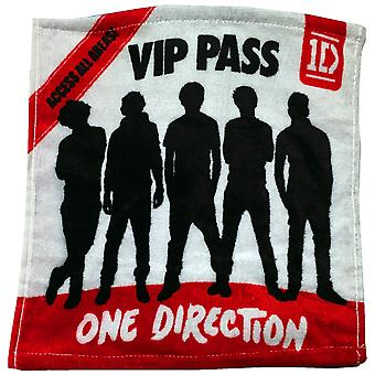One Direction Childrens Girls Official Boyfriend Face Cloth / Flannel