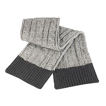 Resultado inverno unissex Essentials tons de cinza cachecol