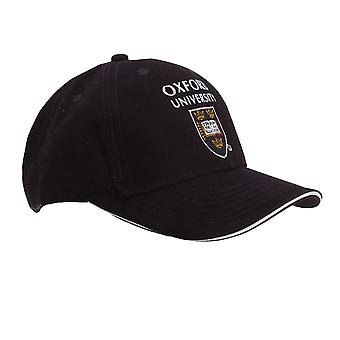 Oxford University Unisex Crest Design Basball Cap