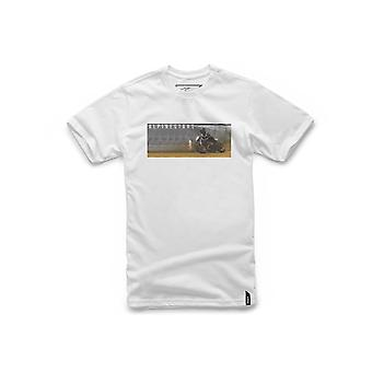Alpinestars RR Short Sleeve T-Shirt in White