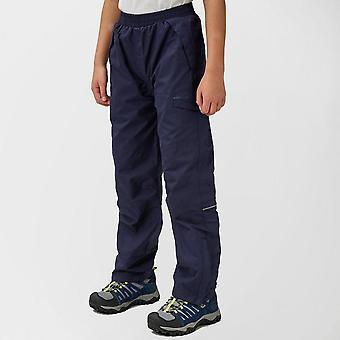 New Peter Storm Kid's Storm Ii Waterproof Trousers Navy