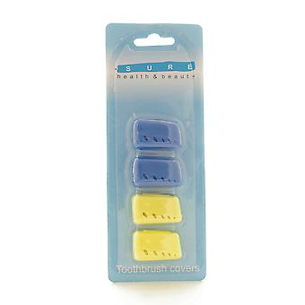 Sure Travel Toothbrush Covers