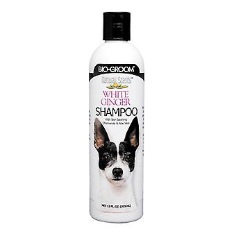 Bio-Groom White Ginger shampoo 354ml