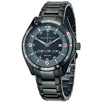 マセラティ メンズ腕時計 Sorpasso GMT R8853124001
