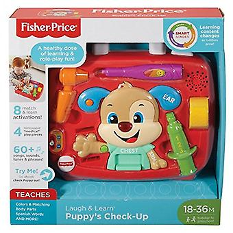 Fisher Price lachen en leren van de Puppy'S Check-Up Kit