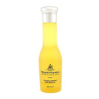Truefitt & Aceite de afeitado Hill Ultimate Comfort (tamaño de viaje) - 59ml/2oz