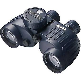 Steiner Navy binoculars Navigator Pro C 7 x 50 mm Porro prism Dark blue 7155