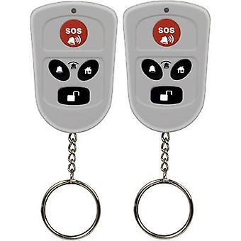 Olympia 5906 5906 Cordless remote control 2-piece set