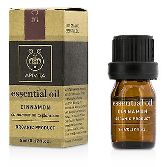 Apivita Essential Oil - Cinnamon - 5ml/0.17oz