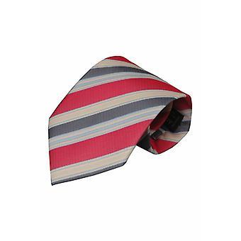 Red tie Gavi 01