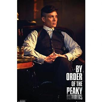 Peaky Blinders Poster By Order Of The 182