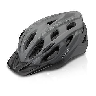 Casco de bici XLC bra-C19 / / negro/antracita (étnica)