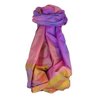 Varanasi Ekal Premium langen Schal Heritage Serie Silk Gulati 8 von Pashmina & Seide