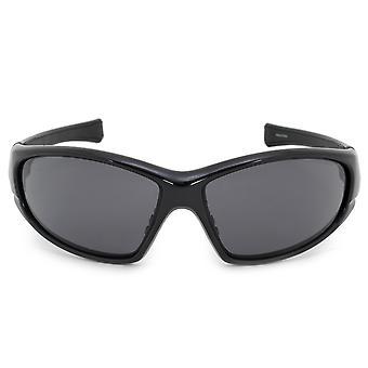 Harley Davidson Sports Sunglasses HDS0608 BLK 3 64
