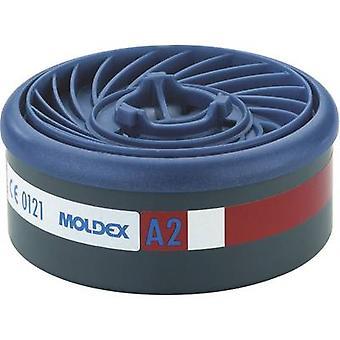 Filtre de gaz 920001 Moldex EasyLock A2 filtre classe/protection niveau: A2 8 PC (s)