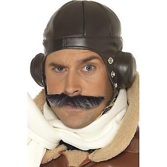 Aviator Hat Hat flyer Aviator Cap hjelm pilot Cap mens