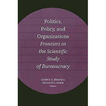 Politik - Politik- und Organisationen - Grenzen in der wissenschaftlichen St.