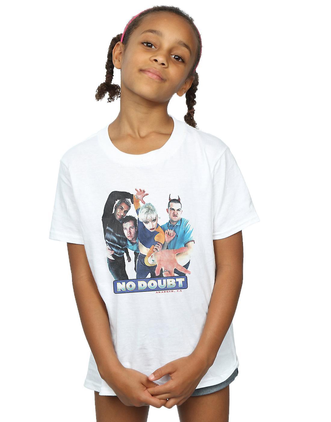 No Doubt Girls Vintage Photo T-Shirt