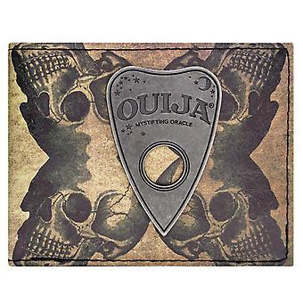 Ouija Game Piece Mystifiying Oracle ID & Card Bi-Fold Wallet