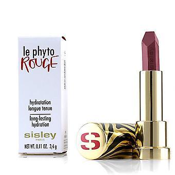 Sisley Le kasvien Rouge pitkäkestoinen nesteytys huulipuna - # 21 nousi Noumea - 3.4g/0.11oz