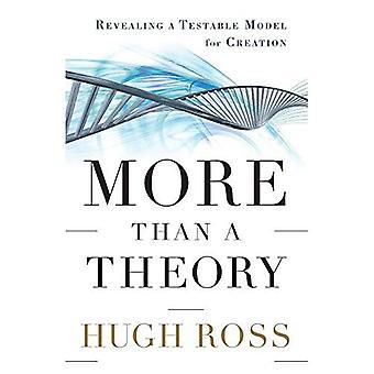 Plus qu'une théorie: révélant un modèle Testable pour création (motifs de croire)