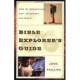 Bijbel explorer gids