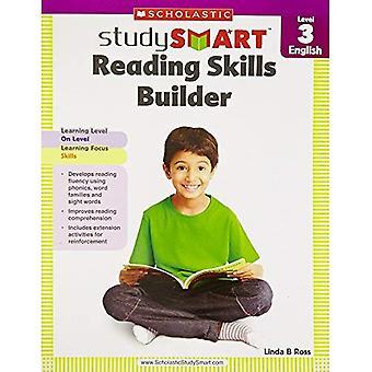 Bouwer van de vaardigheden van de lezing, niveau 3 (scholastieke studie Smart)