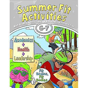 Summer Fit, Sixth - Seventh Grade