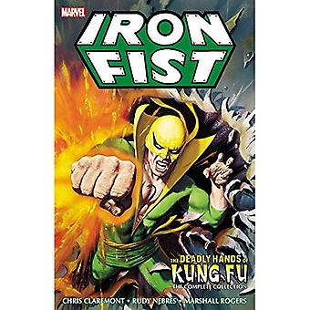Iron Fist: Tödlichen Hände des Kung Fu - die komplette Kollektion
