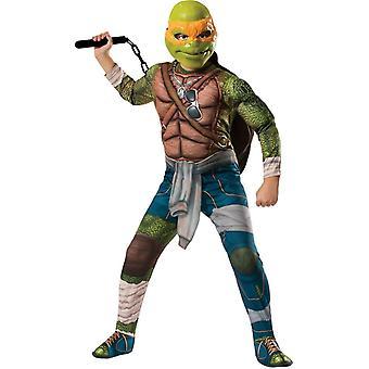 Teenage Mutant Ninja Turtles Michelangelo Kinderkostüm