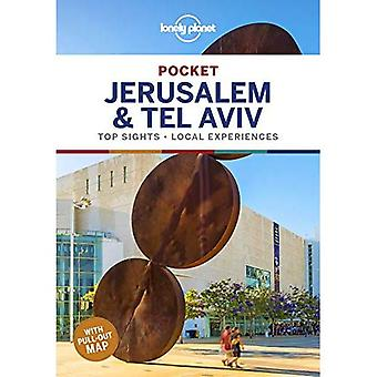 Lonely Planet Pocket Jérusalem & Tel-Aviv (Guide de voyage)