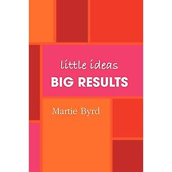 Weinig ideeën grote resultaten door Byrd & Martie