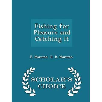 صيد السمك للمتعة واصطياد من