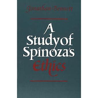 Tutkimuksen Spinozan etiikka Jonathan Bennett - 9780915145829 kirja