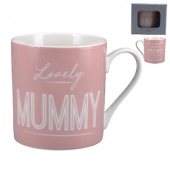 Gisela Graham Lovely Mummy Mug | Gifts from Handpicked